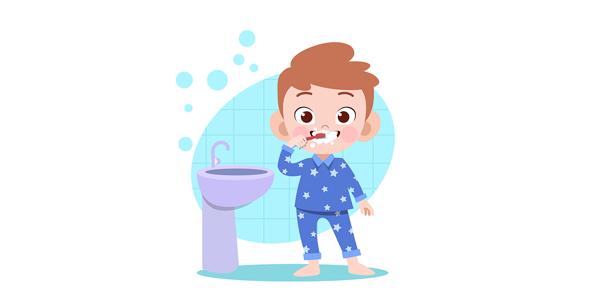 What Is The Best Way For My Kids To Brush Their Teeth-1